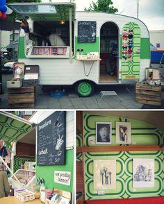 another caravan shop....