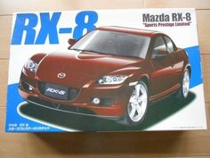 Fujimi 1/24 Scale Mazda RX-8 #Fujimi