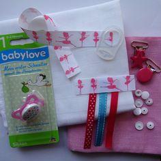 Kit cadeau de naissance - baby box