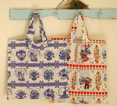 Dutch tote bags by jasna.janekovic, via Flickr