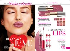 Beyond Color Plumping Lipstick & Lip Conditioner.   ExtraLasting Lip Gloss