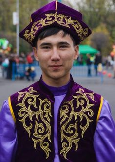 Image result for what do people from Kazakhstan look like