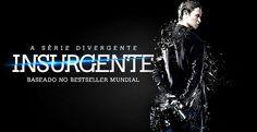 Divergente - Insurgente ~ Saiba quais livros fizeram sucesso e vieram parar nos cinemas em 2015 | Tudo Mundo ~ tudomundo.com.br