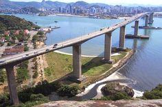 Terceira Ponte - ES Terceira Ponte – ES – 3 330 m