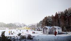 FlyingArchitecture Studio » The Legend of Tent