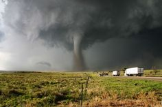 Supercells and mega storms: America's violent weather...this is Campo, Colorado...