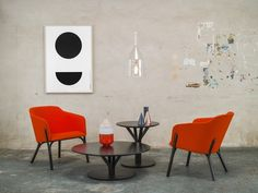 Armchairs | Seating | Split | TON | Arik Levy. Check it out on Architonic