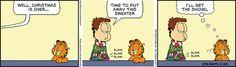 Garfield Comic Strip, December 26, 2015     on GoComics.com