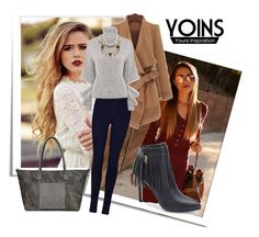 """""""Yoins 33"""" by maida-bojic ❤ liked on Polyvore"""