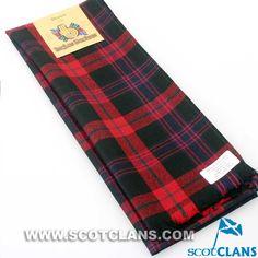 Clan Brown Tartan Scrarf