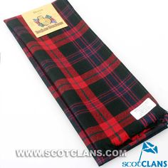 Clan Brown Tartan Sc