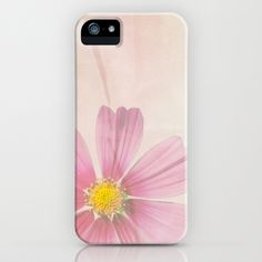 Just pink iPhone Case by Anne Seltmann - $35.00