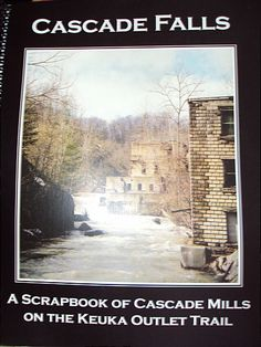 Official Website Of The Keuka Outlet Trail - Administration Cascade Falls, Dresden, Trail, Website
