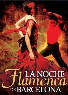 La noche flamenca trasladará la más pura esencia del tablao andaluz a los escenarios de Barcelona. De la mano de la música en directo, la guitarra y el ballet español, el bailaor y la cantaorate harán disfrutar de un magnífico espectáculo creado para acercar el flamenco a nuestra cultura.