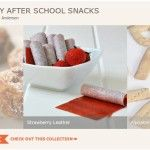 After School Snacks So Yummy Your Kids Won't Realize They're Healthy