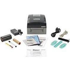 Panduit TDP43ME Thermal Transfer Printer - Monochrome - Desktop - Label Printer