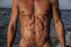 Naked in Gavdos island, Crete