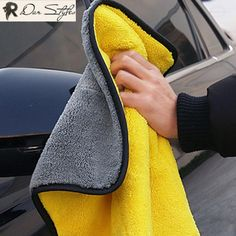 Car Wash Microfiber Towel 30 * 30 cm Price: $ 9.00 & FREE Shipping #cute Teeth Cleaning, Car Cleaning, Cleaning Products, Makeup Without Chemicals, Remove Makeup From Clothes, Chemical Free Cleaning, Clean Microfiber, Fashion Sale, Wet And Dry
