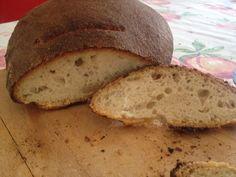 Pane con lievito madre in coltura liquida