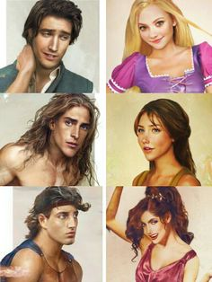 If disney couples were real people