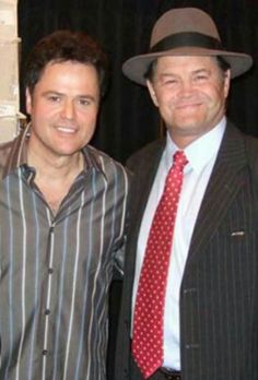 Donny and Mickey Dolenz.