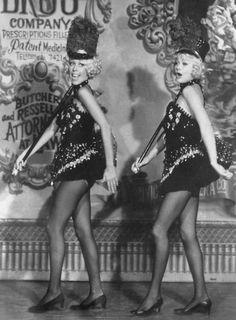 Carol Burnett and Lucille Ball from http://awesomepeoplehangingouttogether.tumblr.com