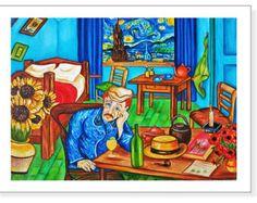 Peter Max Fine Art Print impresión Pop Art arte de la
