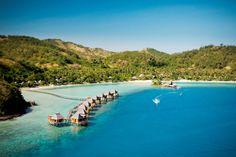 Hoteles sobre el mar