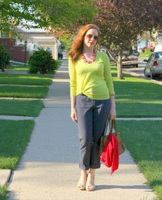 Great blog for not-just-for-mom fashion on budget.