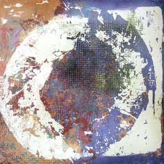 Clay Monoprint, Martha Castillow