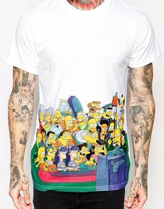b28de1eb29b 8 Best Customized clothing images in 2017 | The Simpsons, Simpsons t ...