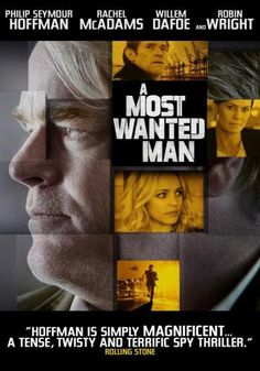 A Most Wanted Man, Movie on DVD, Action Movies, Suspense
