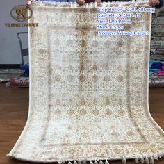 Handmade Silk Carpets & Rugs from Yilong Carpet factory.#art #handmadepersiansilkrug #persiandesignsilkrug #handmaderugs #egypthandmaderugs #handmadewoolrugs #handmademodernsilkrugs #handmadewoolrug #handmadeturkishrugs #100%woolhandmaderugs #handmadecarpet/rugs #handmadesilkrugs #handmadepersianrugs