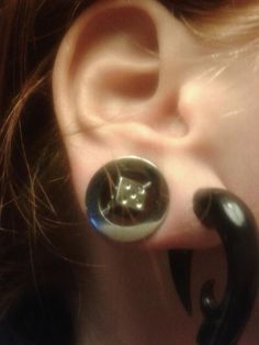My 14mm dice tunnel and 8mm bone spiral