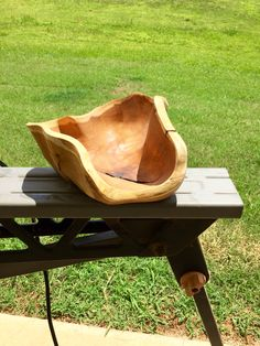 Mulberry free form bowl by Zeke Wilhite