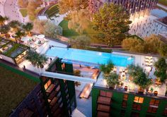 Embassy Gardens Sky Pool - Suspended Glass Swimming Pool (3)