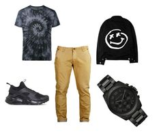 """""""boyfriend"""" by loulou04 on Polyvore featuring Valentino, NIKE, Michael Kors, men's fashion and menswear"""