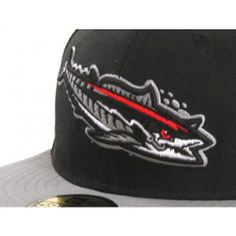 Pascola Wahoos New Era 5950 Fitted Hats (SHADOW COLOR WAY)