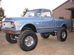 Chevy K10