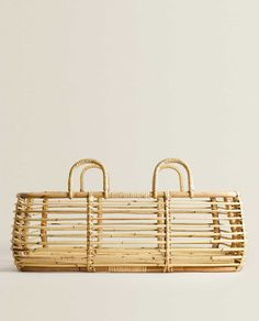 Sideboard Furniture, Living Room Furniture, Home Decor Accessories, Decorative Accessories, Zara Home España, Rattan Basket, Kids House, Improve Yourself, Collection