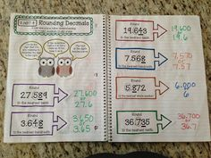 It's been a busy start to the school year, but I finally finished the first edition of my 5th Grade Interactive Math Notebooks. These notebo...