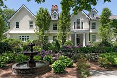 THE BEAUTIFUL BEDFORD HOUSE  |  Bedford Corners, NY  |  Luxury Portfolio International Member - Houlihan Lawrence