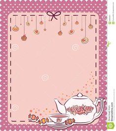 tea-set-sweet-cakes-20895837.jpg (1149×1300)