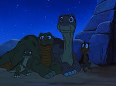 Land Before Time!