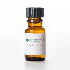 Green Tea Lemongrass Aroma Oil | AromaTech