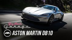 Aston Martin's Marek Reichman takes Jay for a ride in the he designed specifically for the new James Bond film, Spectre… Visit the Official Site: http:// Aston Martin Db10, New Aston Martin, Aston Martin Cars, Spectre Movie, 007 Spectre, New James Bond, Bond Cars, Porsche 918, Driving Test