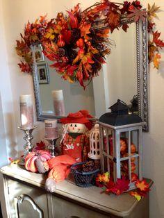 Fall decor DIY