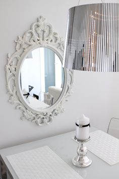 IKEA Ung Drill mirror - HomeWhiteHome