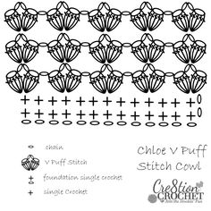 Chloe Cowl V puff stitch cowl This pattern was created to match the Chloe Slouch. This cowl, just like its matching slouch hat, is both stylish and functional. The V puff stitches give it interesting visual appeal. This pattern contains affiliate links By using this pattern you agree to the Pattern Terms of Use set [...]