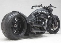 HR Erbacher The One Motorcycle Revs Up for Essen Show - autoevolution for Mobile